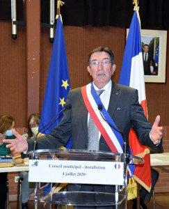 Roger Lemaire entame son deuxième mandat de maire
