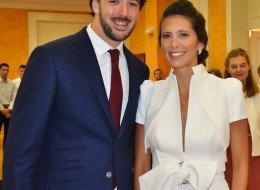 Mariage Matthieu Charlet avec Deirdre Leroy