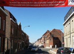 Le port du masque est obligatoire chez nos voisins belges