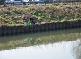 Pêche en eau douce en temps de Covid
