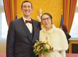 Mariage de Benoît Saroch et Adeline Duhamel